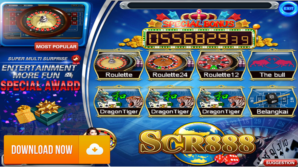 scr888 download